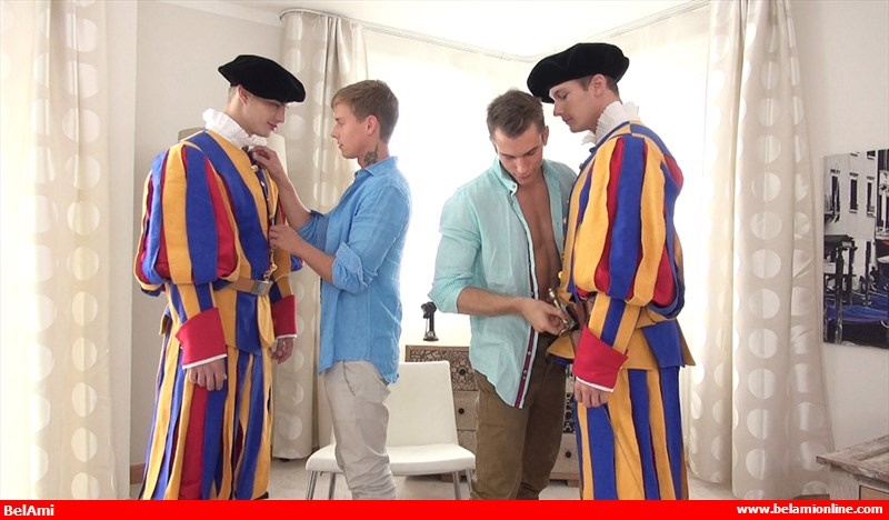 from Cameron swiss guard gay