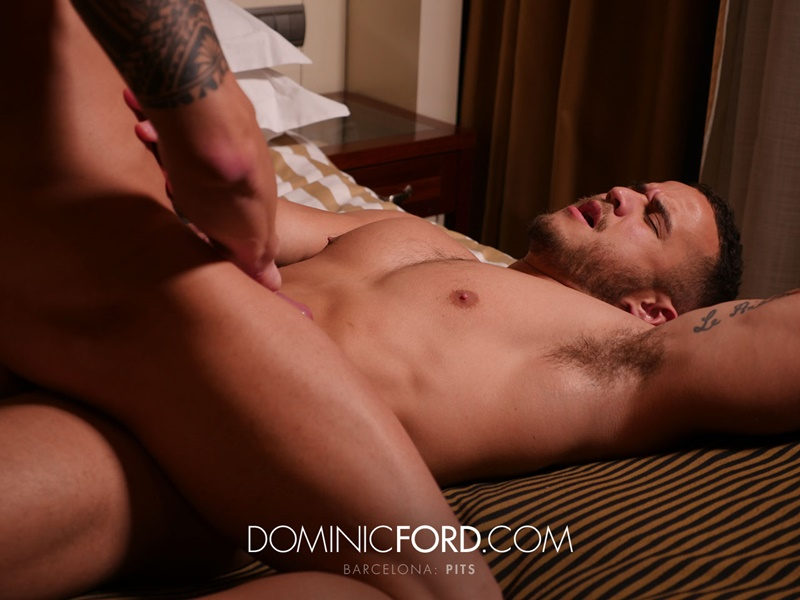 Dominic Xander Ass Pounding