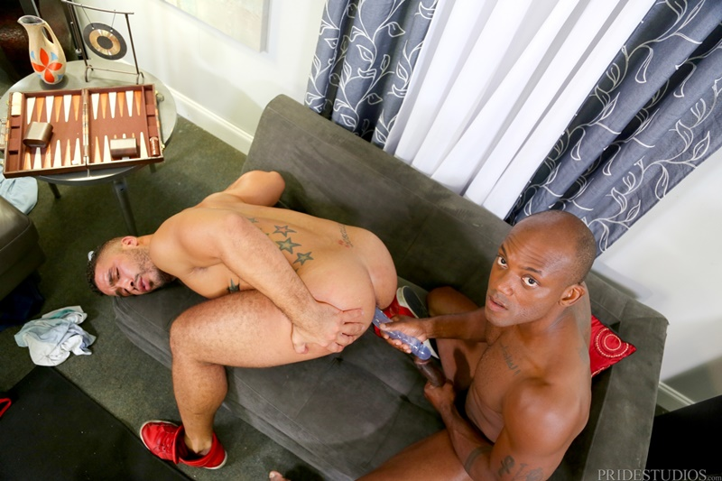 Trey Turner And Osiris Blade Deep Ass Fuck A Double Ended -4329