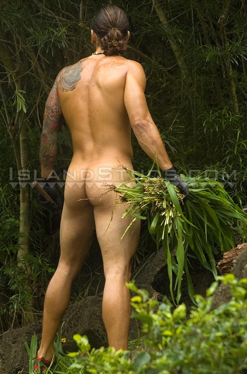 Hairy Nude Studs