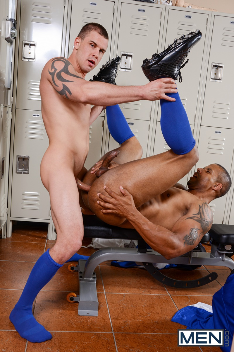 from Aaden gay football players porn