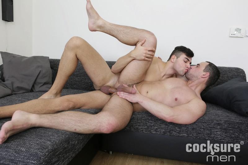 CocksureMen-Sexy-Joel-Vargas-bareback-ass-fucking-Andy-West-men-kiss-nipple-sucking-bare-raw-thick-uncut-cock-balls-licking-cocksucker-001-gay-porn-sex-gallery-pics-video-photo