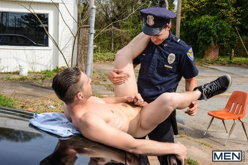 gay policeman sex