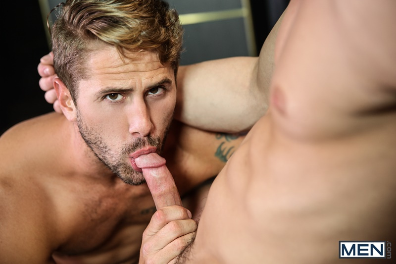 Men com sexy naked muscle dudes Wesley Woods Tommy Regan hardcore ass fucking big thick long dick anal rimming cocksucker muscled hunks 014 gay porn sex gallery pics video photo - Wesley Woods and Tommy Regan hardcore anal rimming and big cock fucking