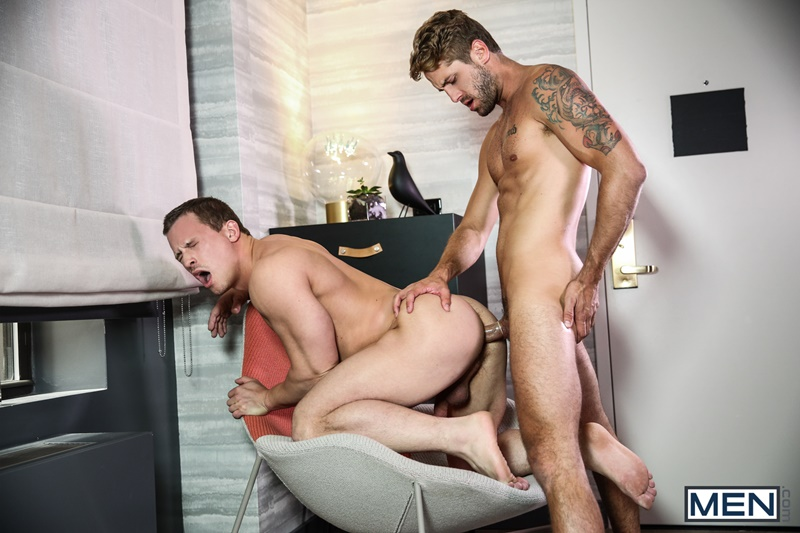 Men com sexy naked muscle dudes Wesley Woods Tommy Regan hardcore ass fucking big thick long dick anal rimming cocksucker muscled hunks 015 gay porn sex gallery pics video photo - Wesley Woods and Tommy Regan hardcore anal rimming and big cock fucking