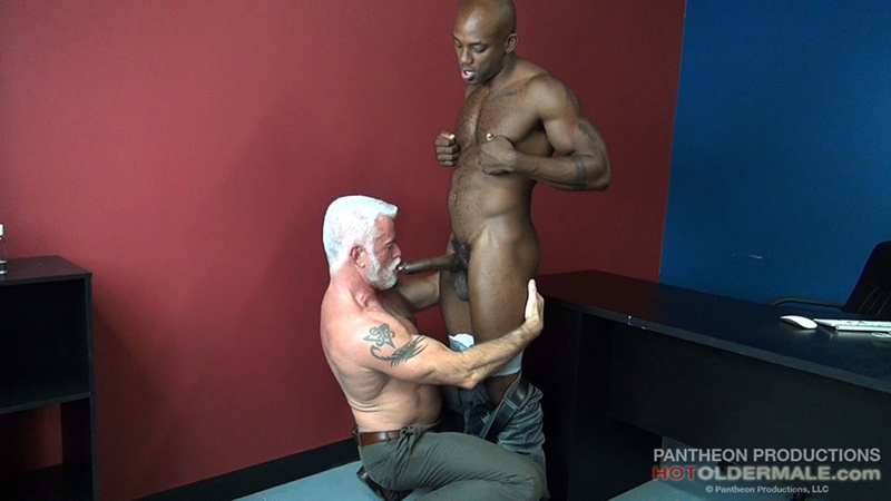 photos ofnaked black old men