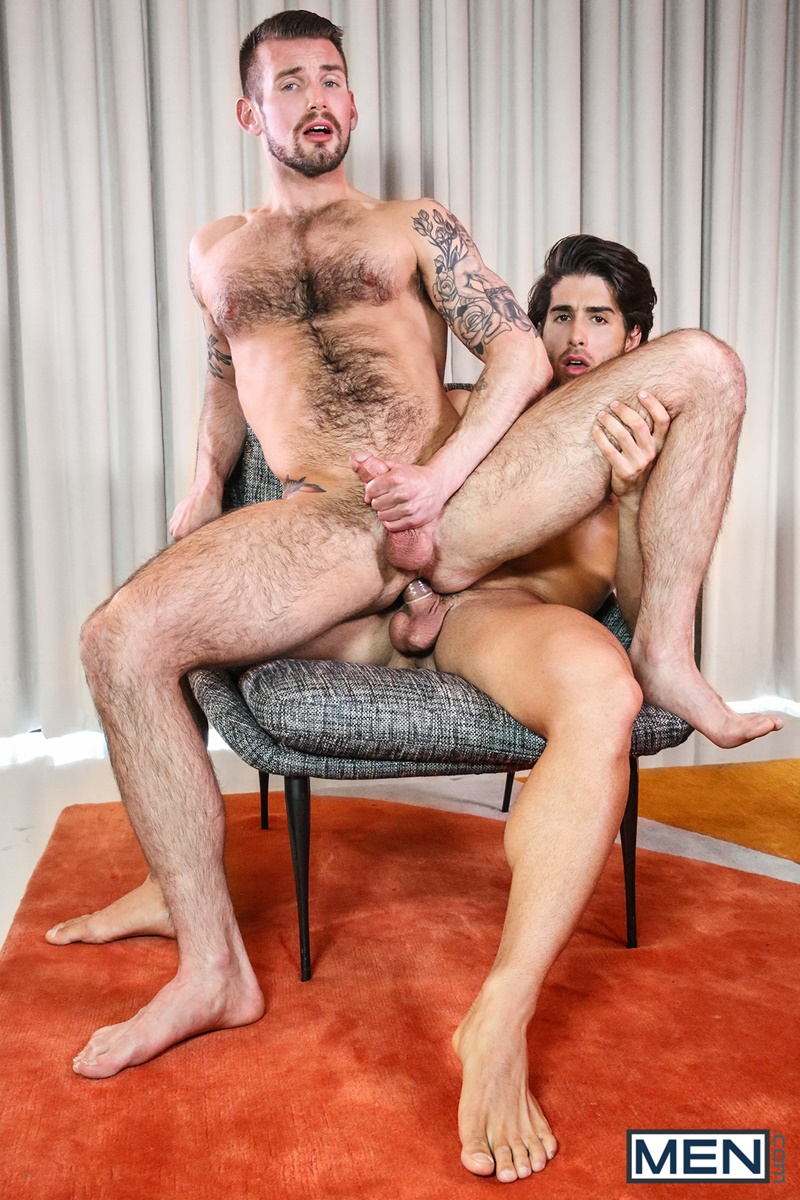 Hot Sexy Muscle Hunk Diego Sans And Chris Harder Hardcore -2953