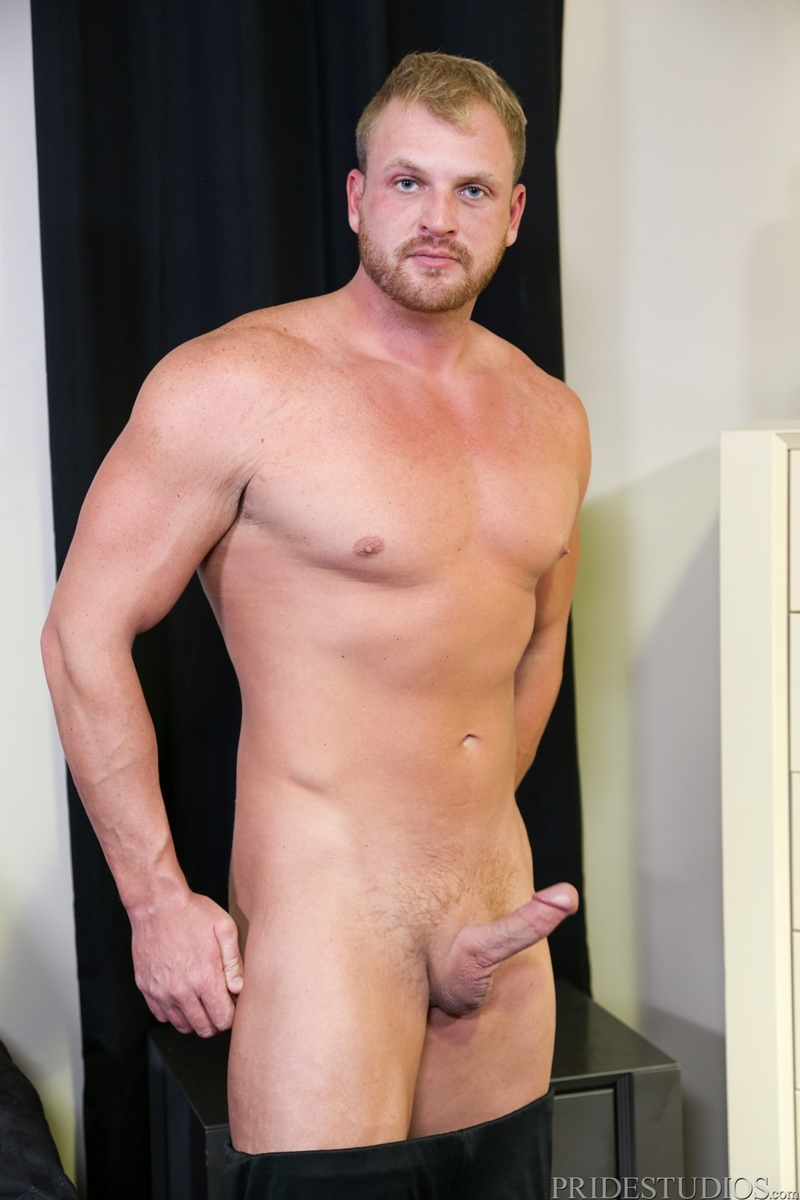 Sexy Naked Dude Josh Peters And Kaleb Kessler Hardcore -2721