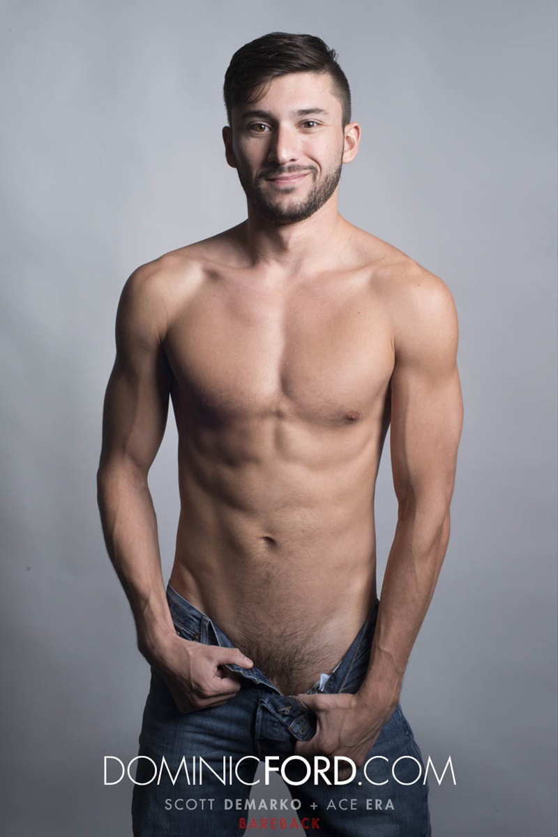 Ace Heragay Porn scott demarco breeds ace era's bareback ass shoving his raw
