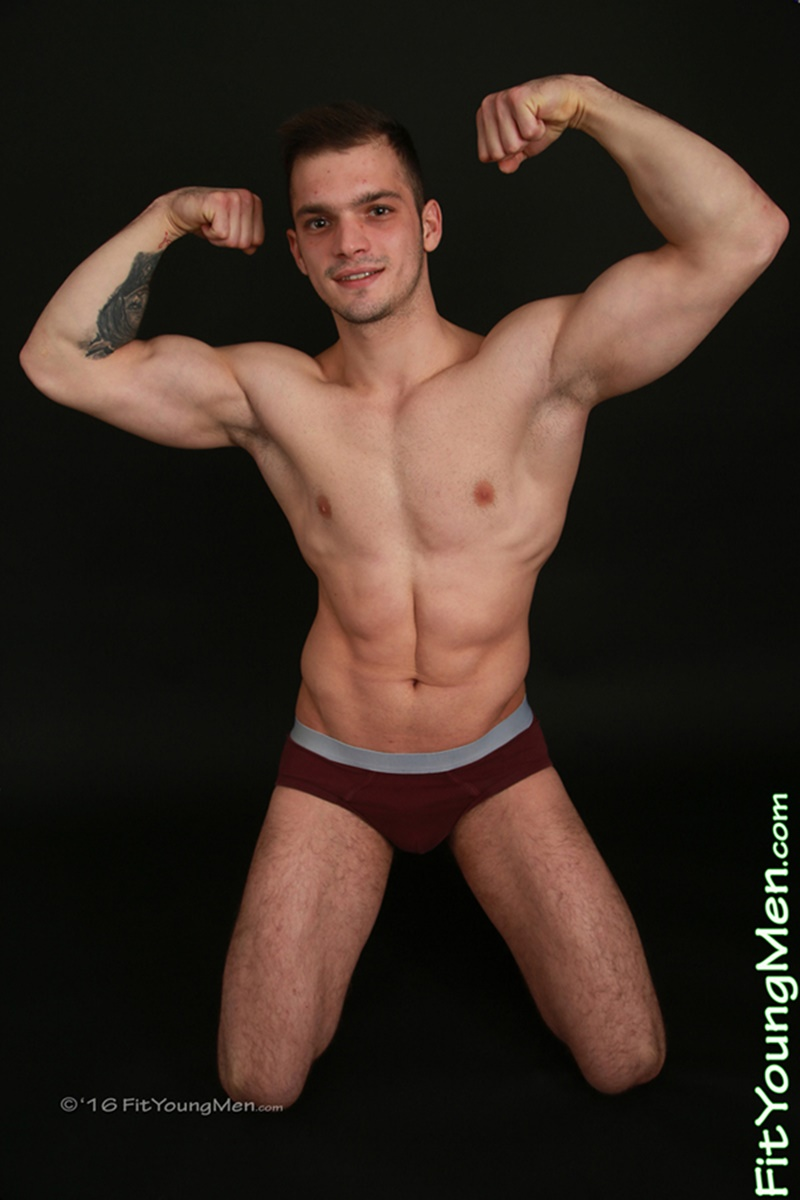 from Bradley gay men fitness