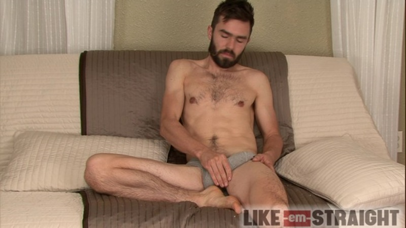 LikeEmStraight straight naked dude Hamilton ass rimmed Brendon Marley tongue anal eating cocksucking gay for pay guys 001 gay porn sex gallery pics video photo - Like Em Straight Hamilton gets his ass rimmed by Brendon