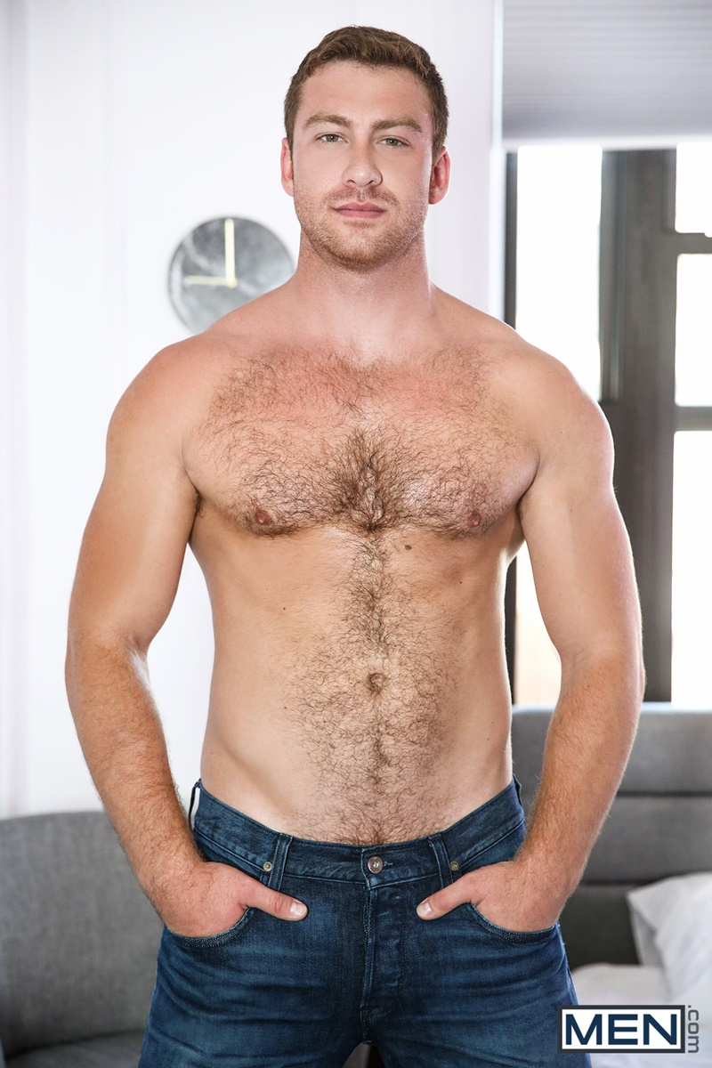 Connor Maguire And Dirk Caber Hardcore Man On Man Ass -5634