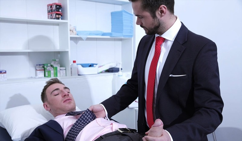 from Leland gay porn suits on hole
