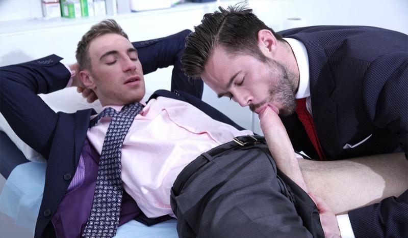 gay business suit sex