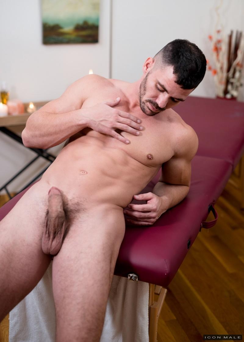 image Muscled dude fucking masseuse nuru cumshot
