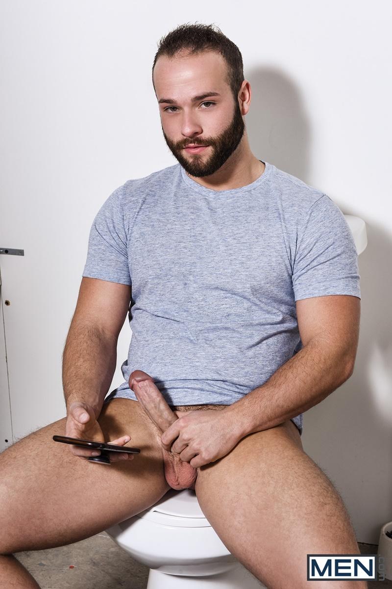 free gay men using a dildo