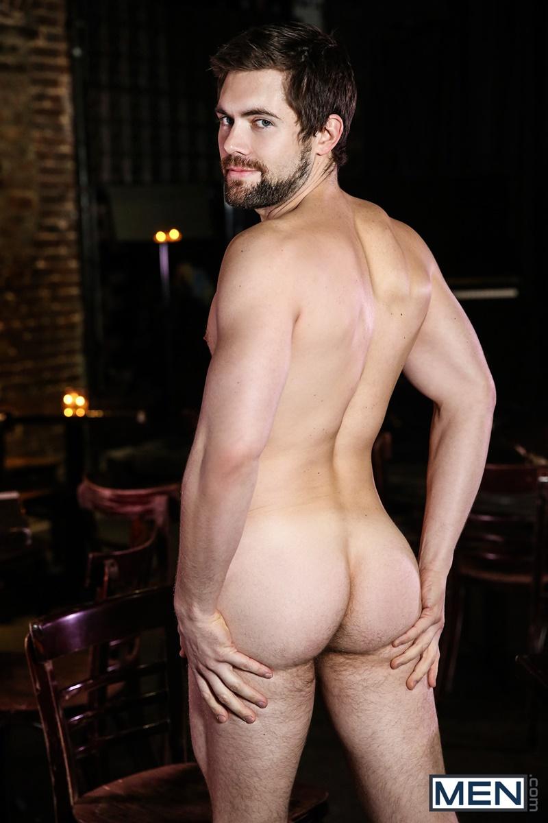 Sexy man ass naked