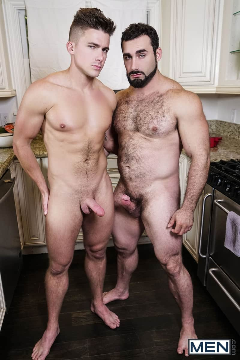 jake porter takes a big one up his puckered hole from stud