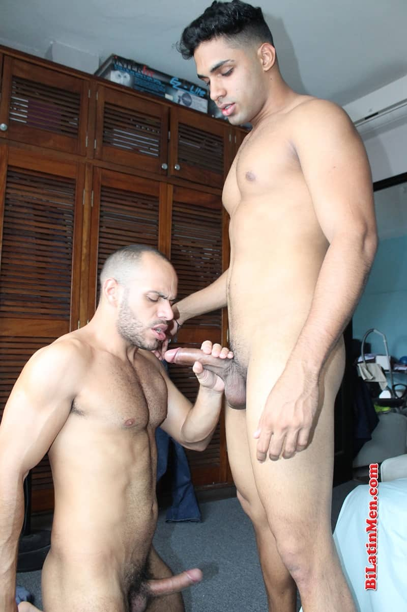 Hot Young Latino Hunks Fonso And Chaos Bareback Ass -2489