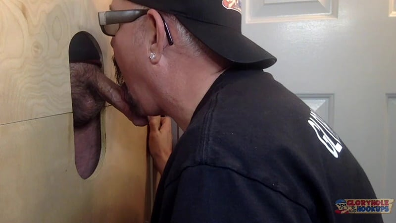 GloryHoleHookups gay porn nude dude sex pics trucker car mechanic blue collar worker sucks cock glory hole public sex 007 gay porn sex gallery pics video photo - Glory Hole Hookups my mouth has been filled with his salty seed