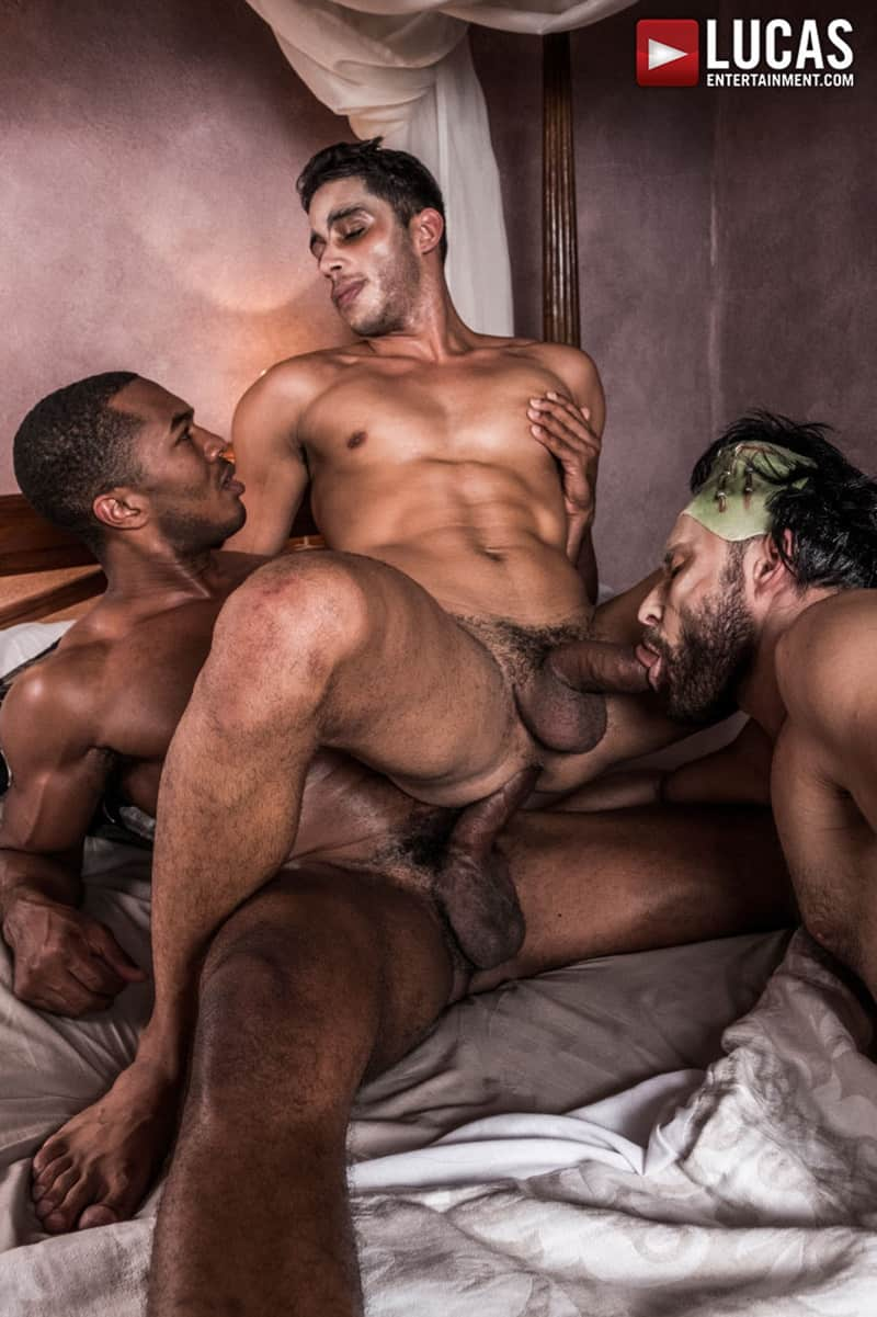 Myvidster Gay Porn Chris Duffy hot bareback ass fucking threesome drae axtell, james castle