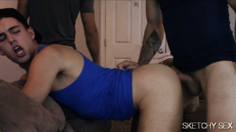 i love the feeling of cum in ass