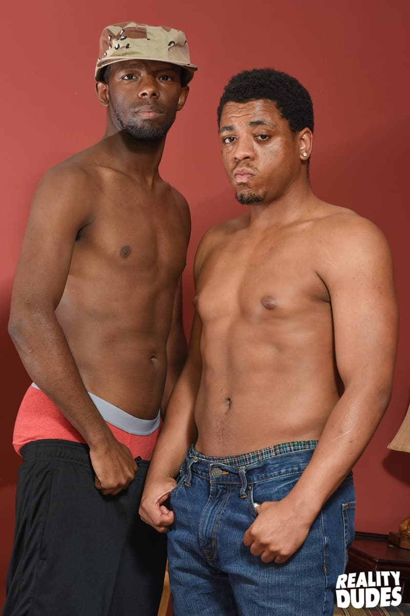 Gay black reality porn