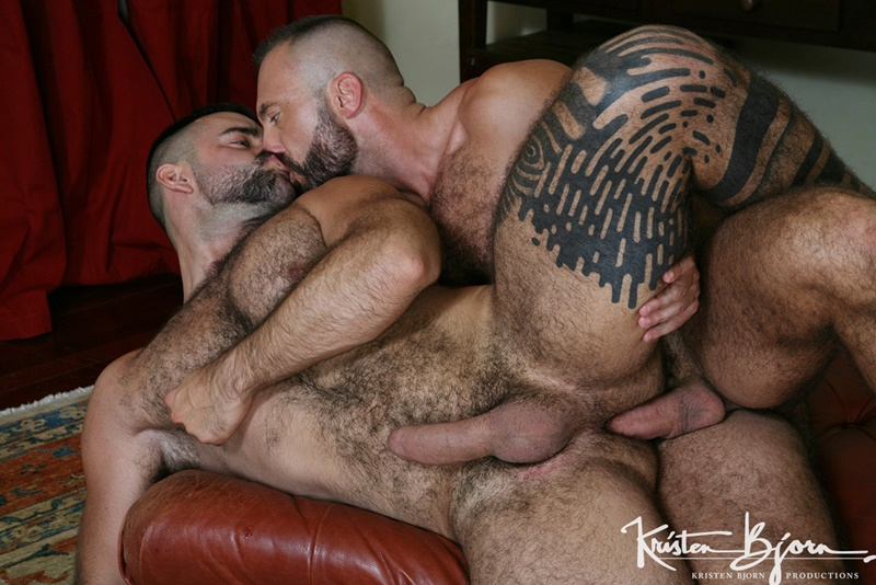 Hairy Muscle Hunk Xavi Garcia Pumps Teddy Torres Ass Full -4929