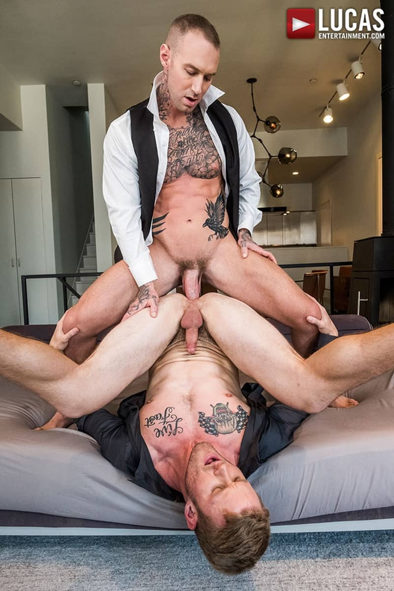 Watch Shawn Reeve Fucks Dylan James gay video on xHamster