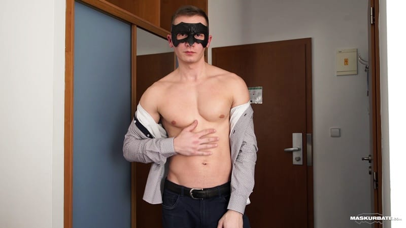 Maskurbate gay porn Hot young muscle dude jerks huge cock massive cumshot sex pics Andy 002 gallery video photo - Hot young muscle dude Andy jerks his huge cock to a massive cumshot