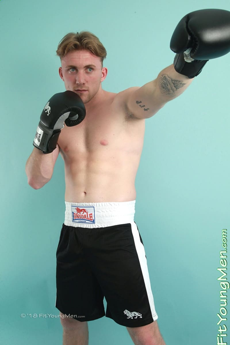 FitYoungMen Young naked boxer Sam Kendel strips jerks big uncut dick foreskin straight hunk 004 gallery video photo - Young naked boxer Sam Kendel strips and jerks his big uncut dick