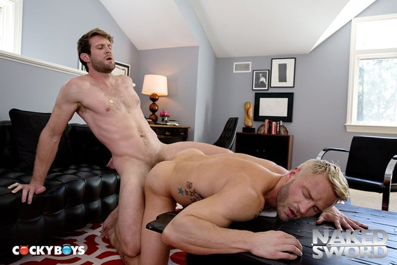 NakedSword Colby Keller Levi Karter Will Wikle ass fucking anal The Stillest Hour 001 gallery video photo - Colby Keller, Levi Karter and Will Wikle go on an ass fucking thrilling ride with The Stillest Hour