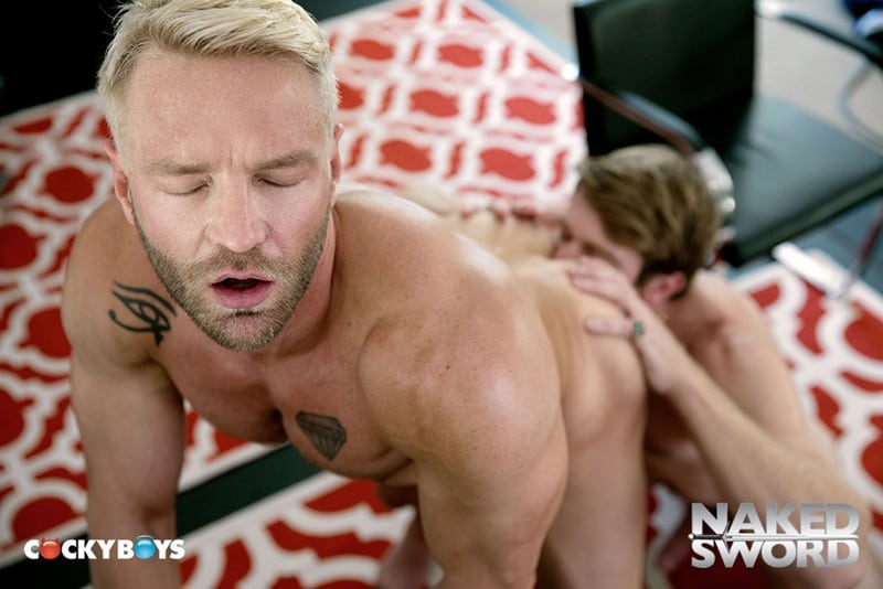NakedSword Colby Keller Levi Karter Will Wikle ass fucking anal The Stillest Hour 007 gallery video photo - Colby Keller, Levi Karter and Will Wikle go on an ass fucking thrilling ride with The Stillest Hour