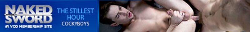 NakedSword Colby Keller Levi Karter Will Wikle ass fucking anal The Stillest Hour 016 gallery video photo - Colby Keller, Levi Karter and Will Wikle go on an ass fucking thrilling ride with The Stillest Hour
