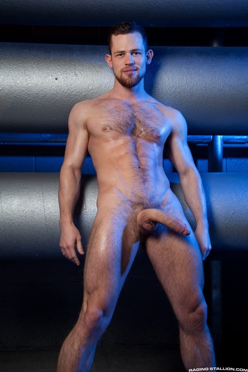 RagingStallion Jay Landford rimming licking Kurtis Wolfe ass hole fingers tongue anal fucking big cock 003 gallery video photo - Jay Landford takes his time licking Kurtis Wolfe's hole going deep with his fingers and tongue