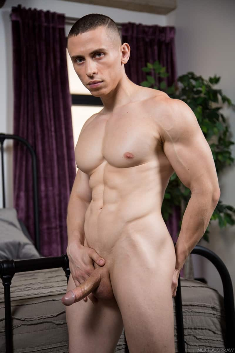 NextDoorStudios Zander B Dante Martin ass crack tongue fucking asshole strokes big dick sucking anal fucking 003 gay porn pictures gallery - Zander B can't wait happily diving face first into Dante Martin's ass crack tongue fucking his hole as Dante strokes him off