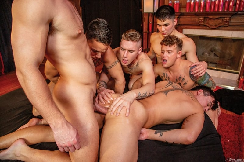 Men for Men Blog Gay-Porn-Pics-011-Devin-Franco-Trevor-Miller-Nic-Sahara-Zak-Bishop-Colton-Reece-Hot-anal-fuck-fest-hardcore-orgy-FalconStudios Hot anal fuck fest Devin Franco, Trevor Miller, Nic Sahara, Zak Bishop and Colton Reece hardcore orgy Falcon Studios