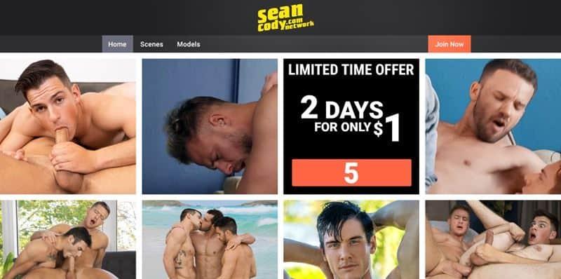 SeanCody Sale Discount BlackFriday 001 gay porn pics - Holiday Discounts