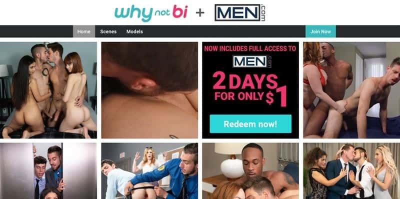 WhyNotBi Sale Discount BlackFriday 001 gay porn pics - Holiday Discounts