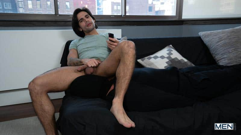 House invader Bruce Beckham surprises Ty Mitchell huge dick bare ass fucking 13 gay porn pics - House invader Bruce Beckham's surprises Ty Mitchell with his huge dick bare ass fucking