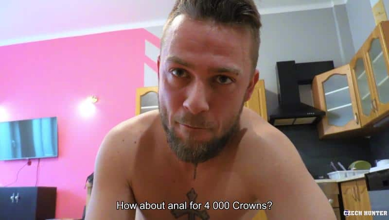 Czech Hunter 599 horny young tattooed straight stud bends over fucked my huge thick uncut dick 15 gay porn pics - Czech Hunter 599 horny young tattooed straight stud bends over fucked by my huge thick uncut dick