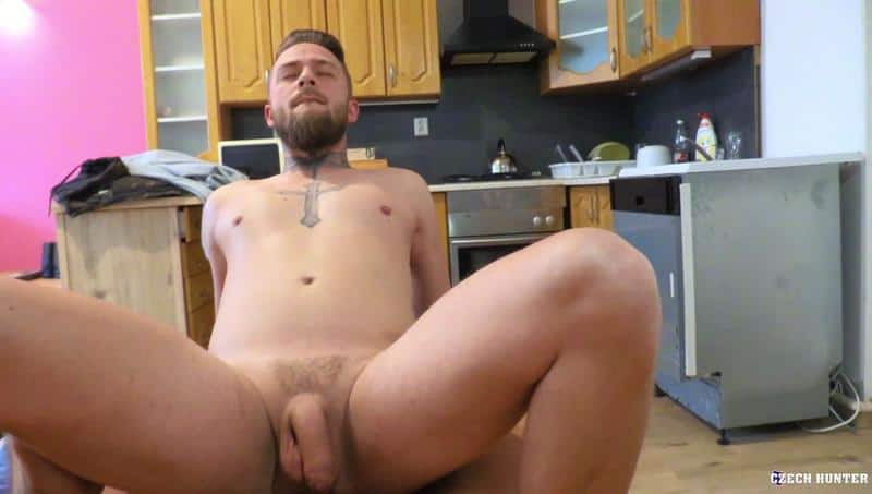 Czech Hunter 599 horny young tattooed straight stud bends over fucked my huge thick uncut dick 21 gay porn pics - Czech Hunter 599 horny young tattooed straight stud bends over fucked by my huge thick uncut dick