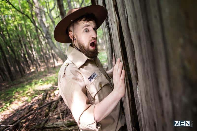 Gay scout threesome Thyle Knoxx Malik Delgaty huge dick double fucking hottie Marco Bianchi 12 gay porn pics - Gay scout threesome Thyle Knoxx and Malik Delgaty's huge dick double fucking hottie Marco Bianchi