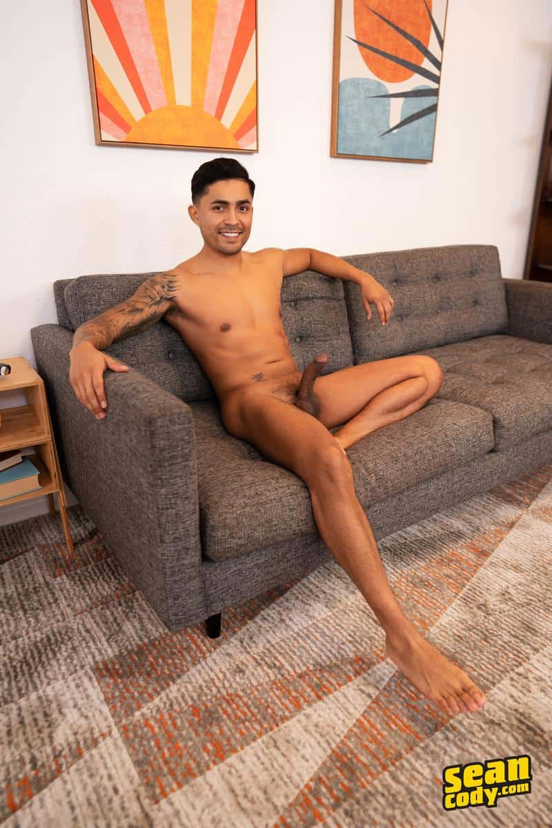 Hot tanned muscle hunk Asher huge raw dick fucking Brayden tight bareback hole 4 gay porn pics - Hot tanned muscle hunk Asher's huge raw dick fucking Brayden' tight bareback hole