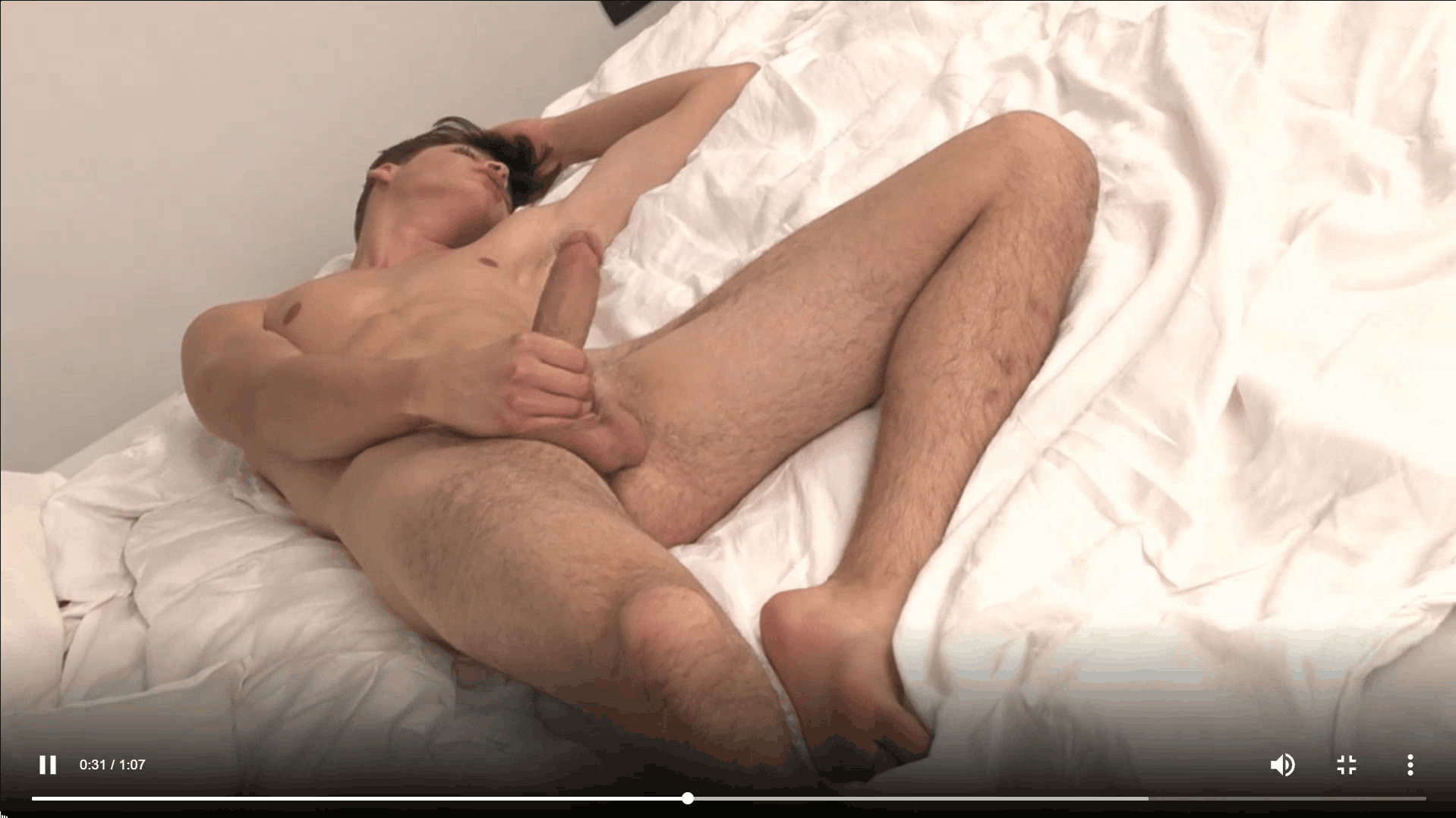 Sexy dark haired young twink Pascal Mauri steps out of the shower stroking big thick uncut dick 18 gay porn pics - Sexy dark haired young twink Pascal Mauri steps out of the shower stroking his big thick uncut dick